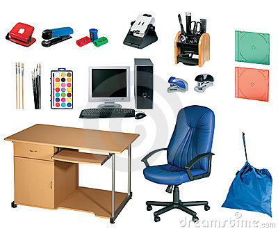 Office tools, stationery set