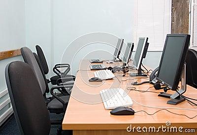 Office or training centre interior