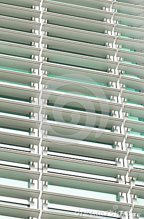 Office Window Blind