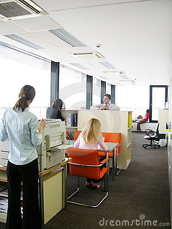 Free Office Work 2 Stock Images - 95974