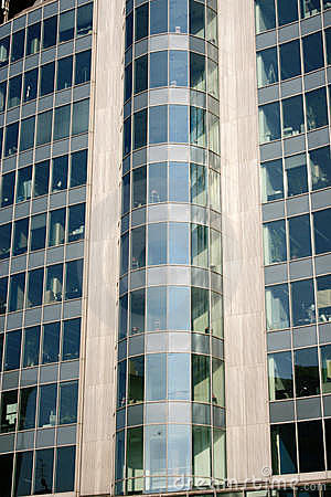 OFFICES °° Modern Building ° Milan, Ialy