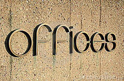 Offices Sign