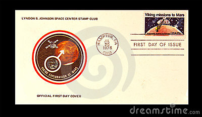 Official Frist Day Cover