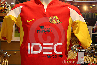 Official presentation of the Catalans Dragons f Editorial Image