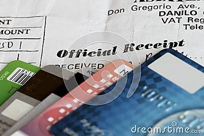 Official receipt