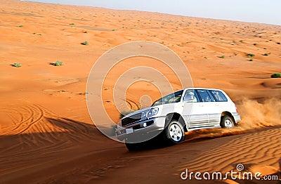 Offroad car