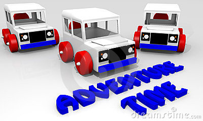 Offroad car toy