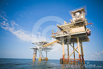 Offshore Drilling and Exploration Platform
