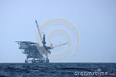 Offshore Drilling Platform