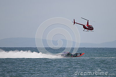 Offshore Superboat Championships Editorial Photo