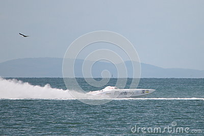 Offshore Superboat Championships Editorial Photography