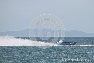 Offshore Superboat Championships Editorial Stock Photo