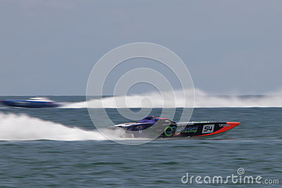Offshore Superboat Championships Editorial Image