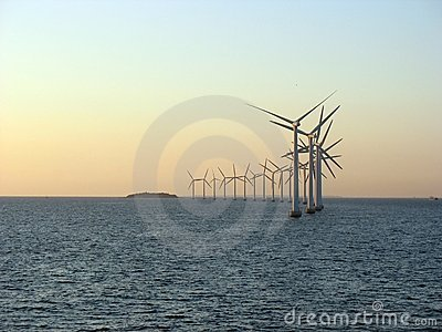Offshore windfarm 1