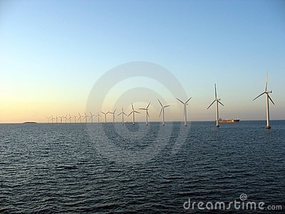 Offshore windfarm 2
