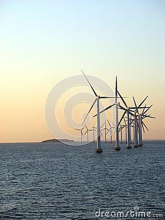 Offshore windfarm 3