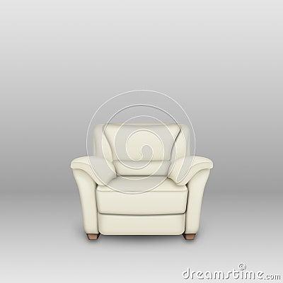 OffWhite Sofa