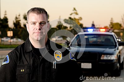 Oficial de patrulha
