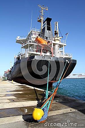 Ogólnego ładunku statek