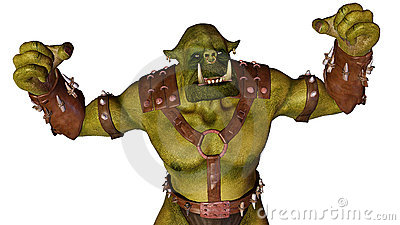 Ogre is ready to war
