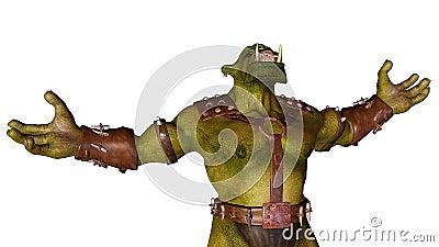 Ogre - war is calling