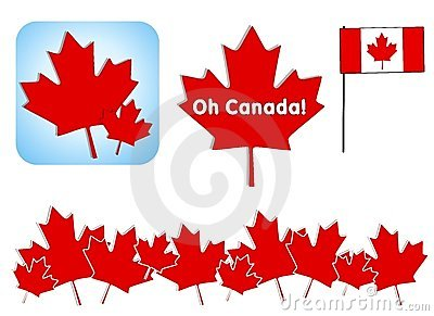 Oh Canada Day Clip Art