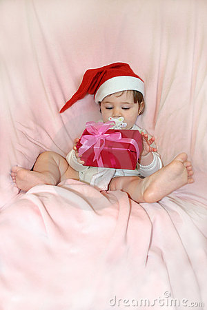 Free Oh No, Not Another Present For Me... Royalty Free Stock Photos - 369928