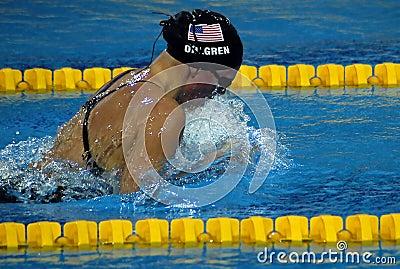 Ohlgren Ava - Swimming Editorial Image
