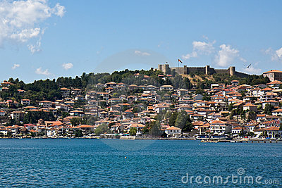 Ohrid Lake and City
