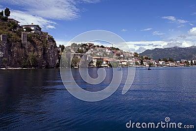 Ohrid postcard 3