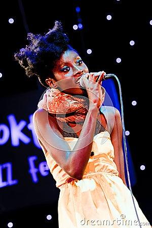 Oi Va Voi, Jazz Koktebel Festival 2009 Editorial Photography