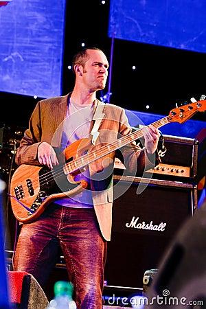 Oi Va Voi, Jazz Koktebel Festival 2009 Editorial Stock Image