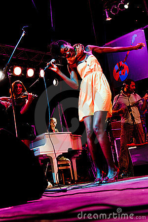 Oi Va Voi, Jazz Koktebel Festival 2009 Editorial Photography