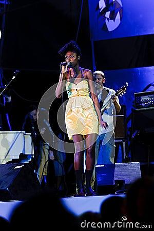 Oi Va Voi, Jazz Koktebel Festival 2009 Editorial Photo