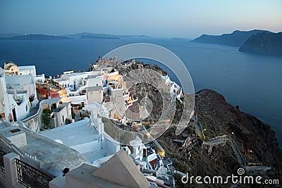 Oia (Santorini - Greece)