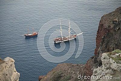 Oia Santorini Greek Aegean