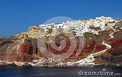 Oia village, Santorini