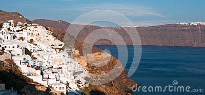Oia village, Santorini island