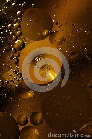 Free Oil And Water Circles Stock Image - 103192651