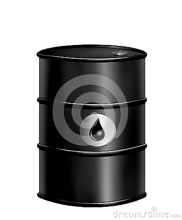 Oil barrel drum