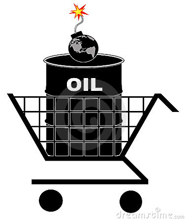 Free Oil Crisis Stock Photo - 5902410