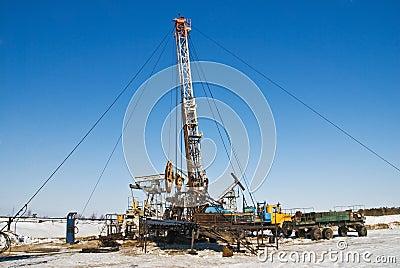 Oil deposit