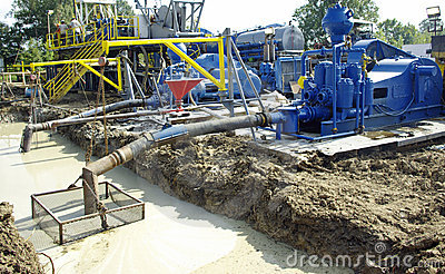 Oil Drilling Mud Pumps