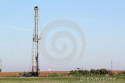 Oil drilling rig industry