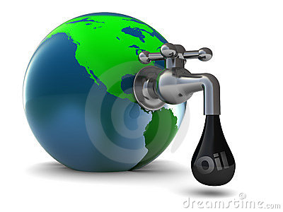 Oil faucet