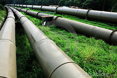 Oil and Gas pipe