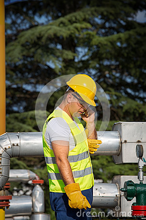 Oil and Gas Production Operator