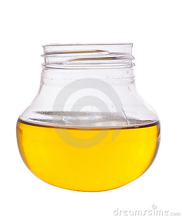 Free Oil Jar Stock Photography - 10662502