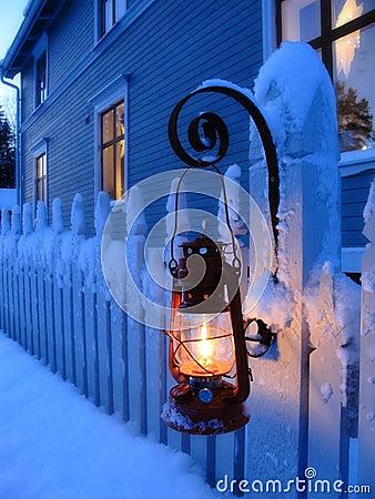 Free Oil Lamp Royalty Free Stock Photos - 14644088