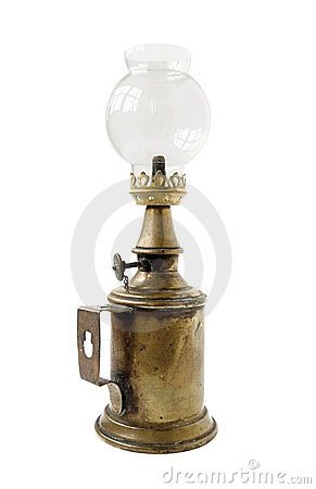 Free Oil Lamp Royalty Free Stock Images - 9444789